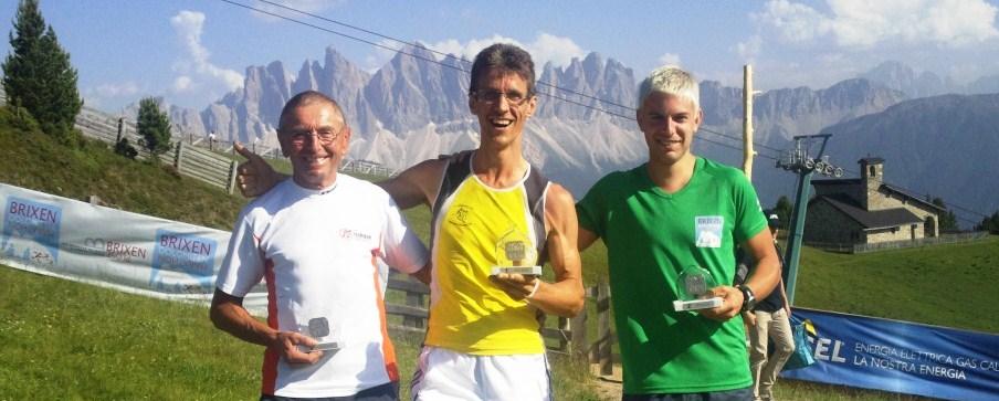3 Gewinner Dolomitenmarathon Schmal
