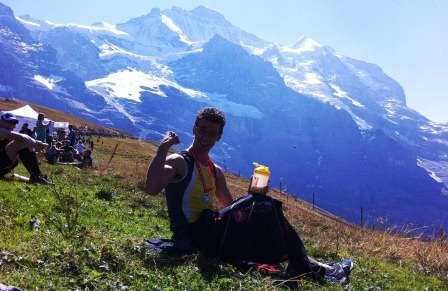 Jungfraumarathon Berglauf Wm 2012 Hermann Plaickner