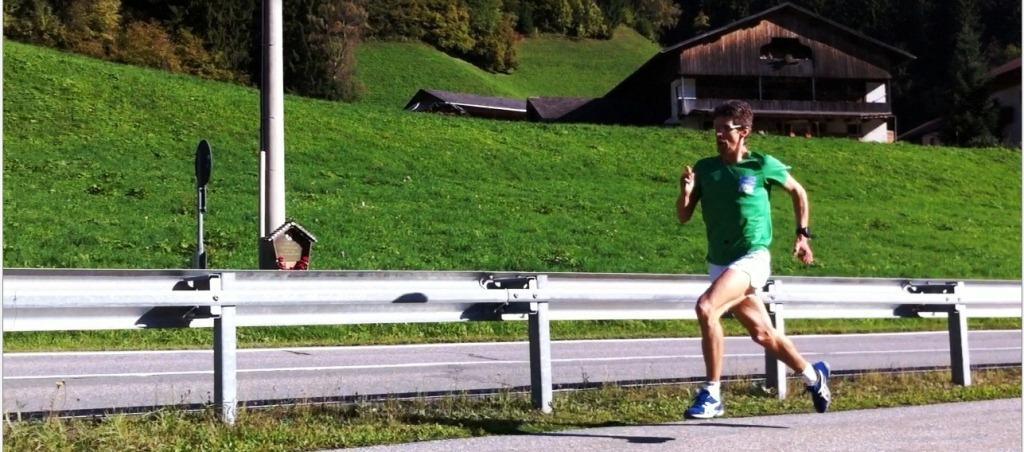 Hermann Marathon Frankfurt 2012 Vorbereitung