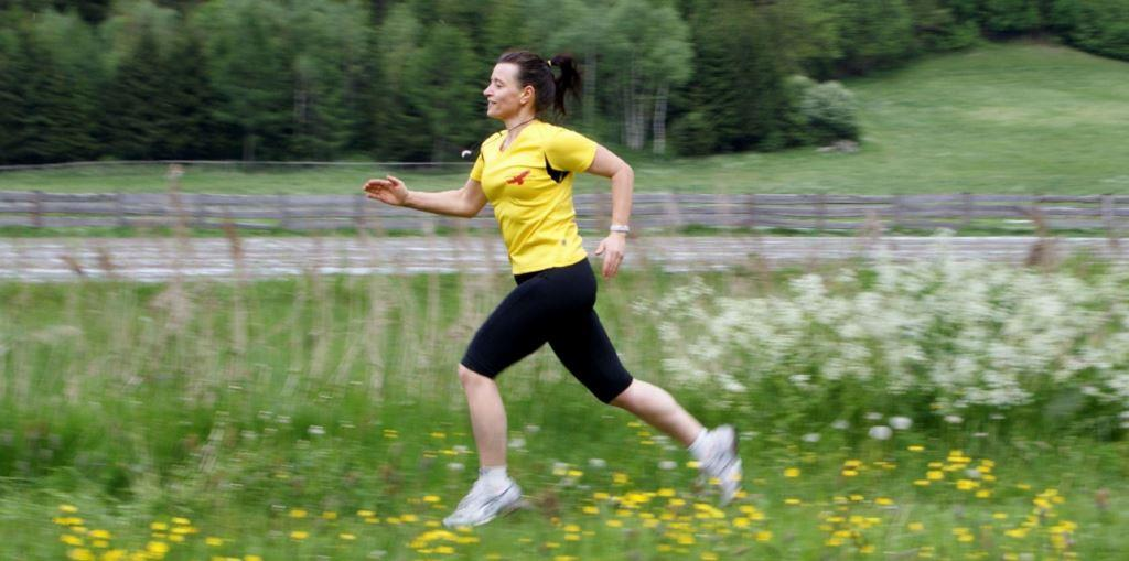 Natural Running Ursula Plaickner Trainingsplan Fuer Anfaenger