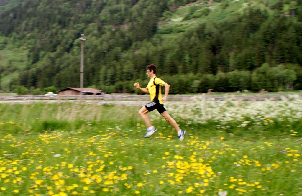 Natural Running Hp8 Klein