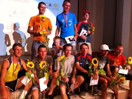 Sieger - Swissalpin 2013 K78